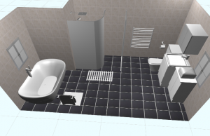 Online Bathroom design made easy