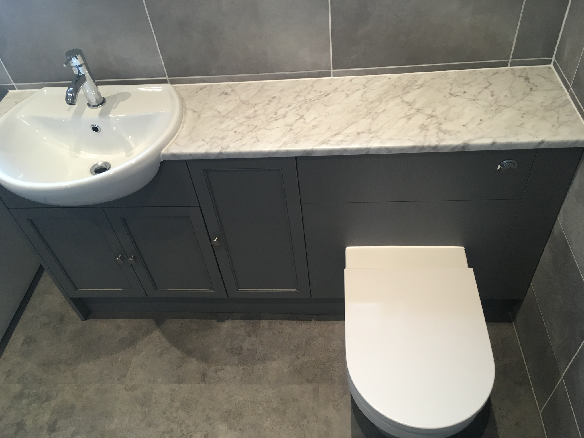 bathroom installation testimonial Maidstone