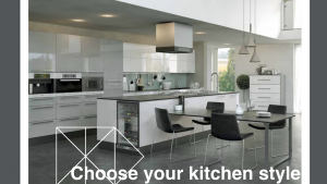 Kitchen Design Brochure