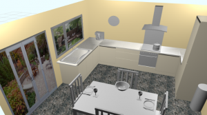 Online Kitchen design made easy